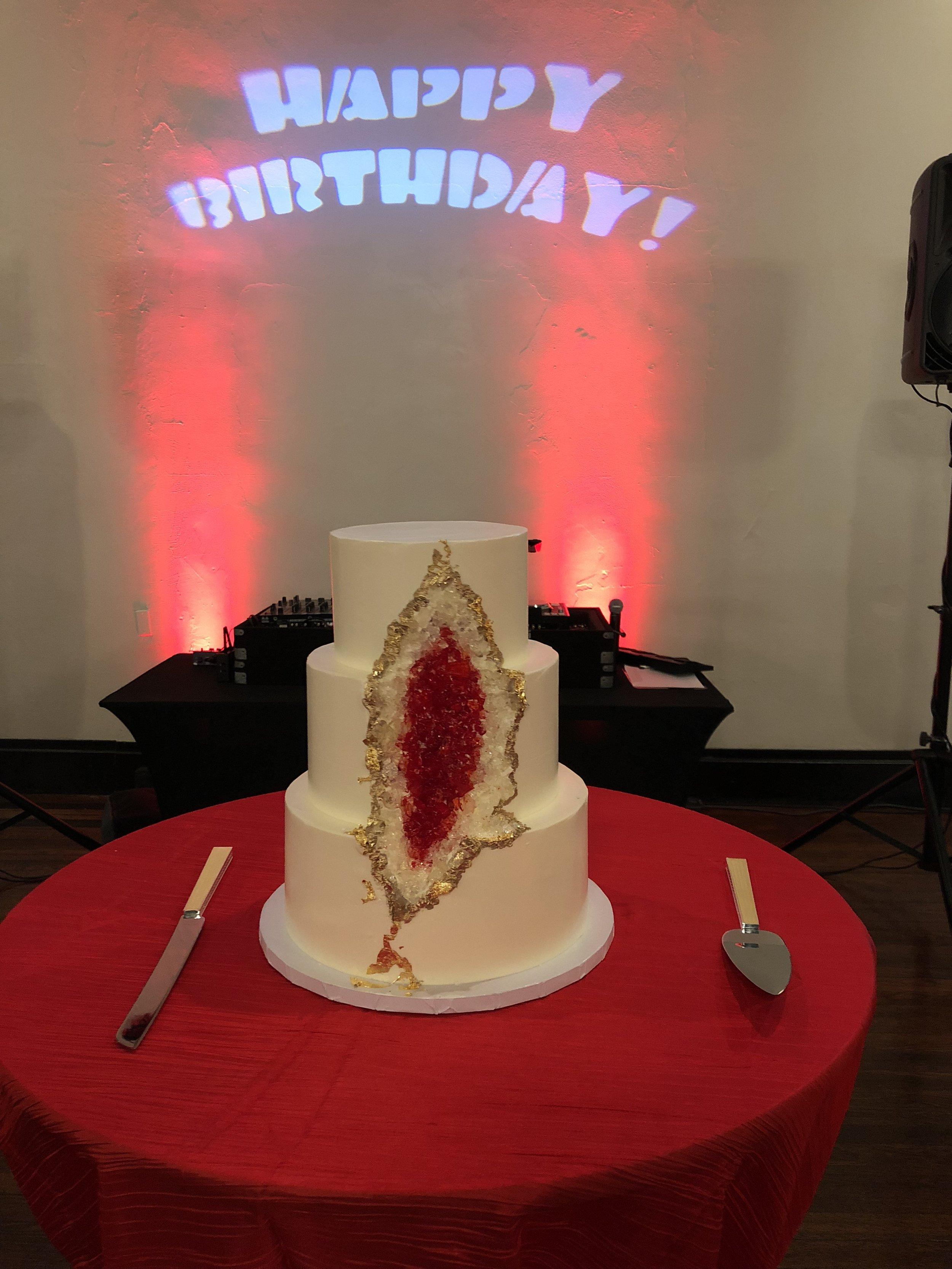 We host Birthdays, too!