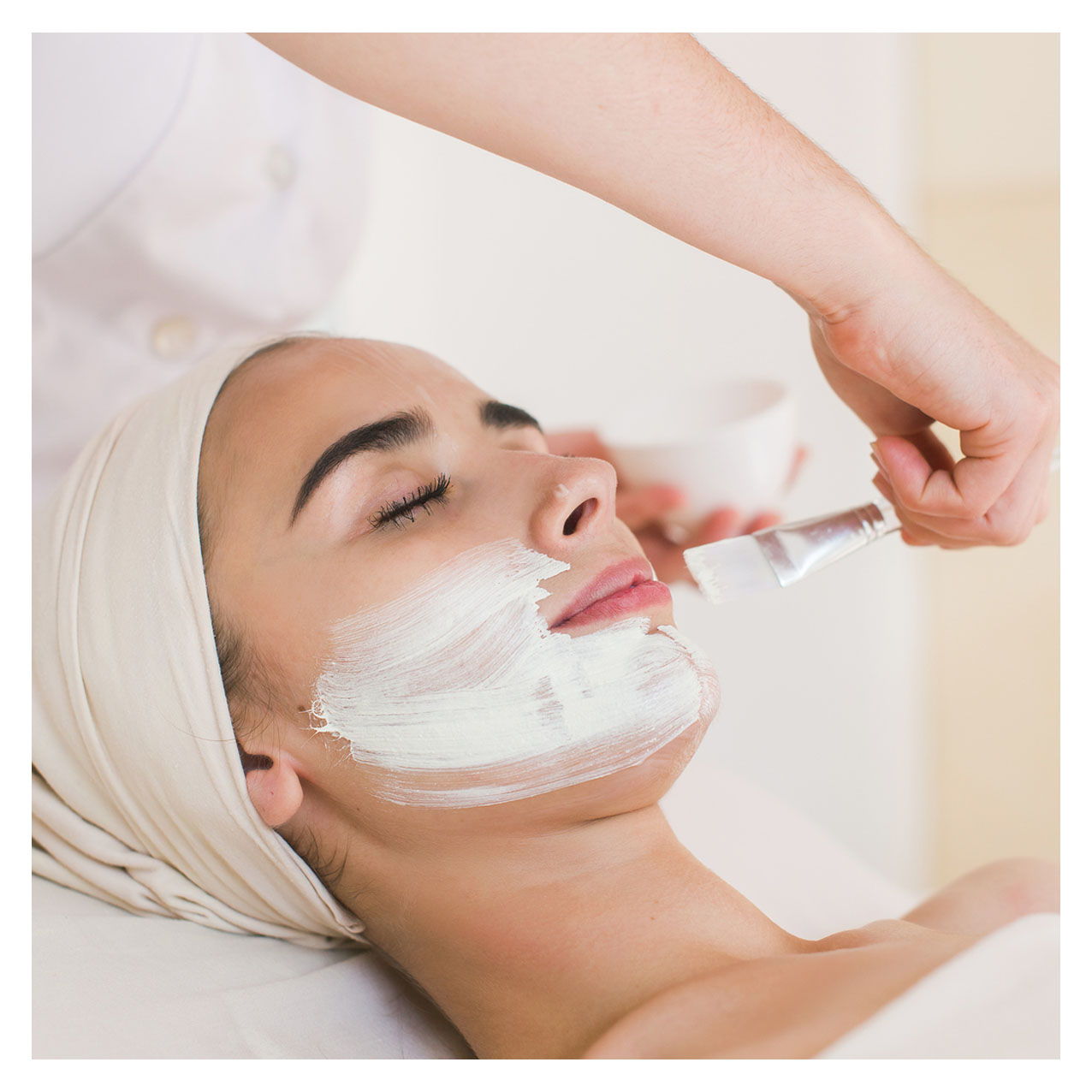 Chemical Peel Treatments - Our philosophy at Vanilla Sugar Face & Body is chemical peels should not cause damage to the living dermis layer of the skin. Our peels are gentle, yet highly effective and achieve great results with acne scars, melasma, and sun spots. Every peel is fully customized to treat your specific skin type and concern. We highly recommend that when starting a peel series to get on a home care routine that will work well with your peels to achieve the results you are looking for.