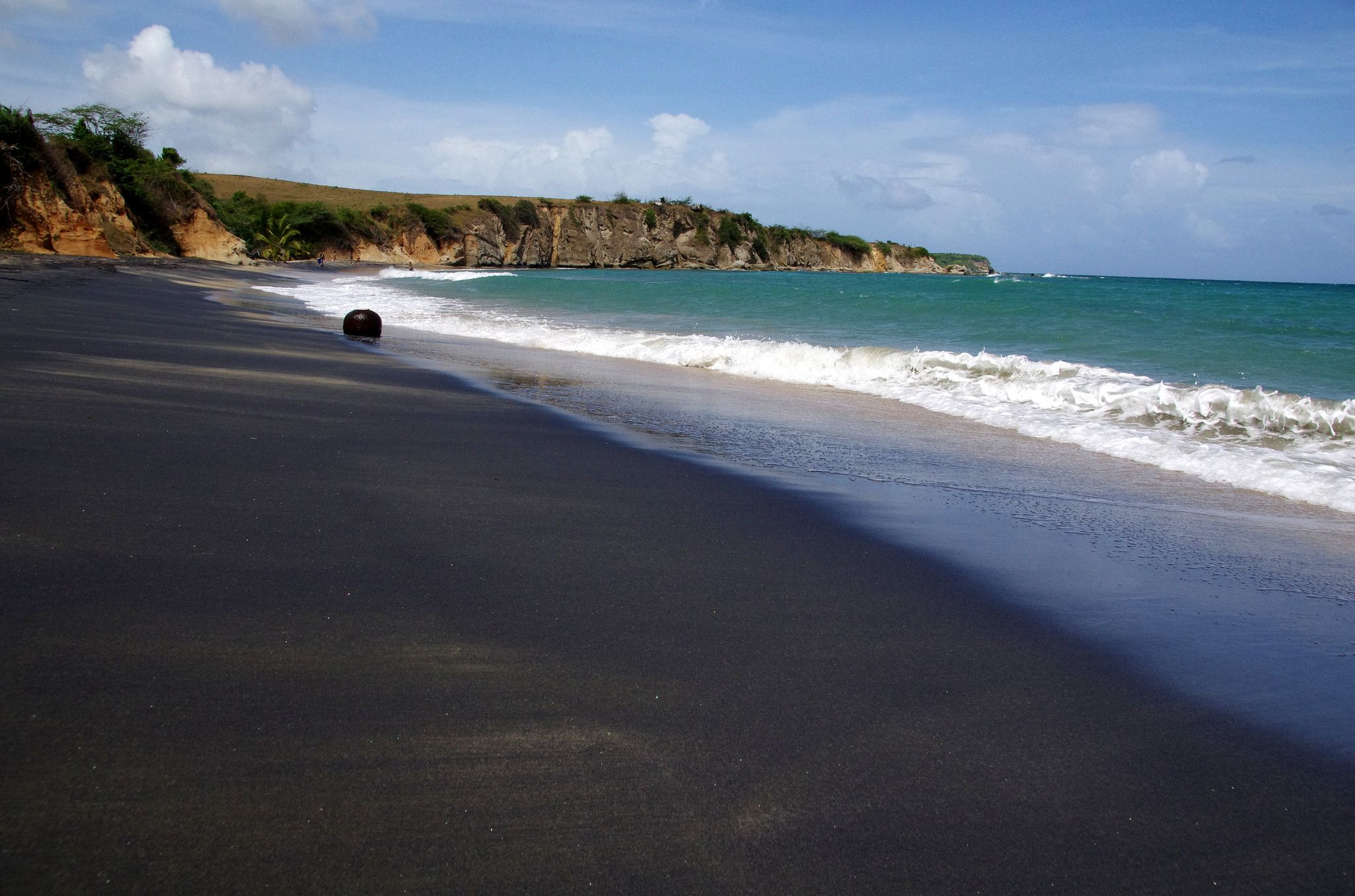 One of the most dramatic & beautiful beaches in Vieques