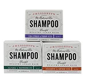 Bar Shampoo -
