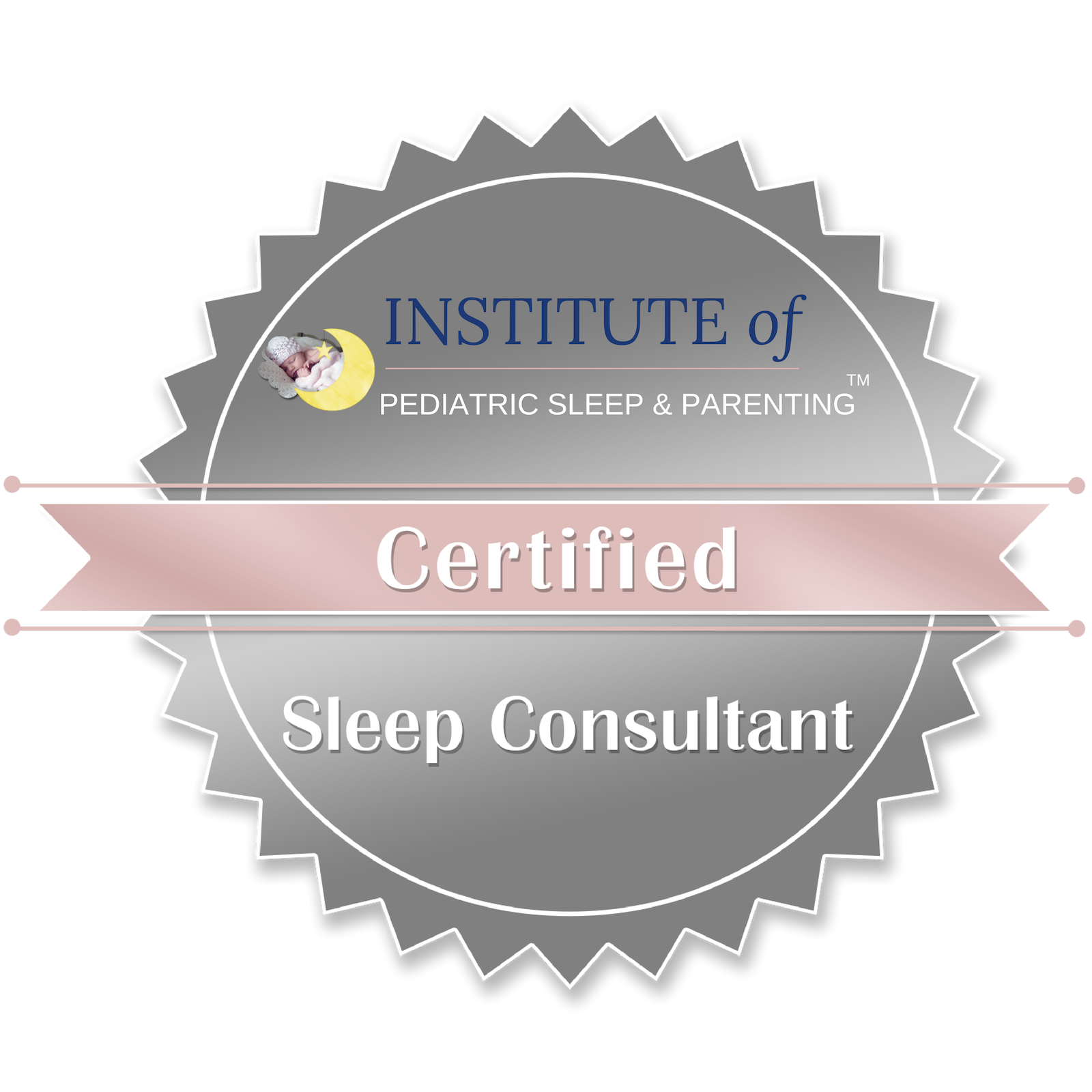 Institute of Pediatric Sleep and Parenting Certification Badge
