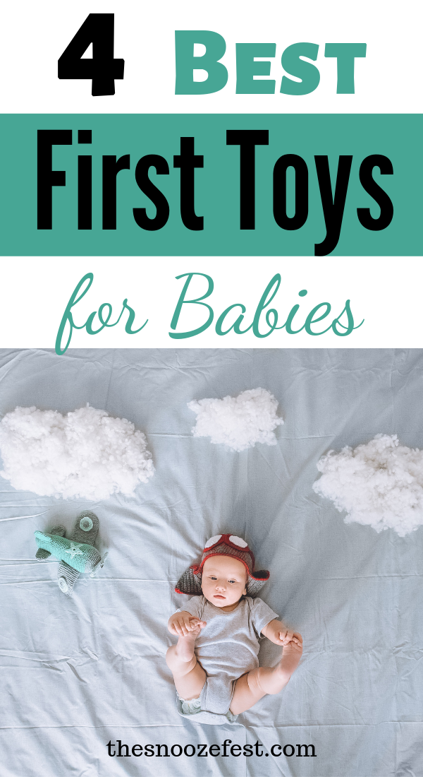 Essential First Toys for Babies | The Snooze Fest by Jayne Havens, Certified Sleep Consultant