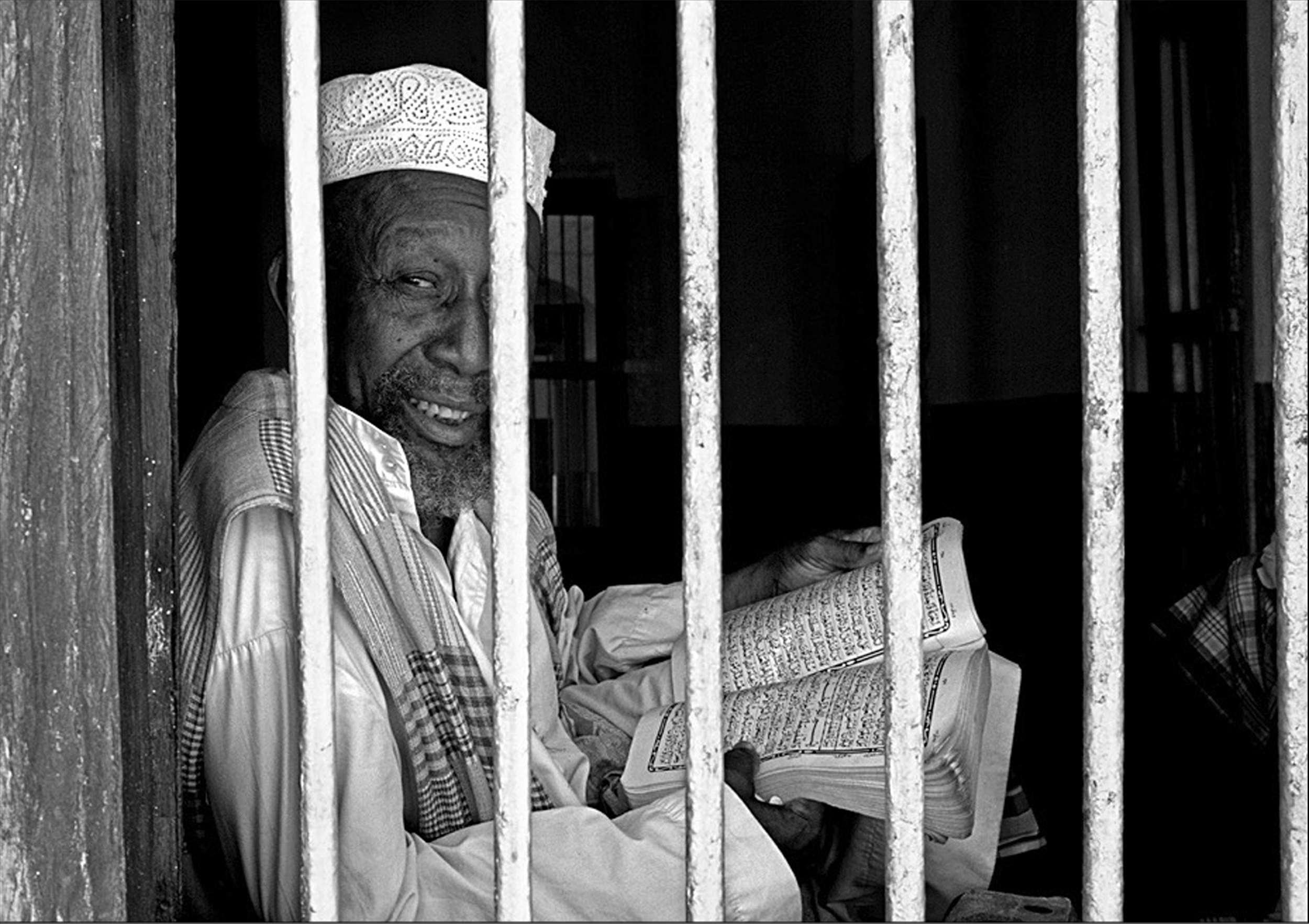 Koran Behind Bars