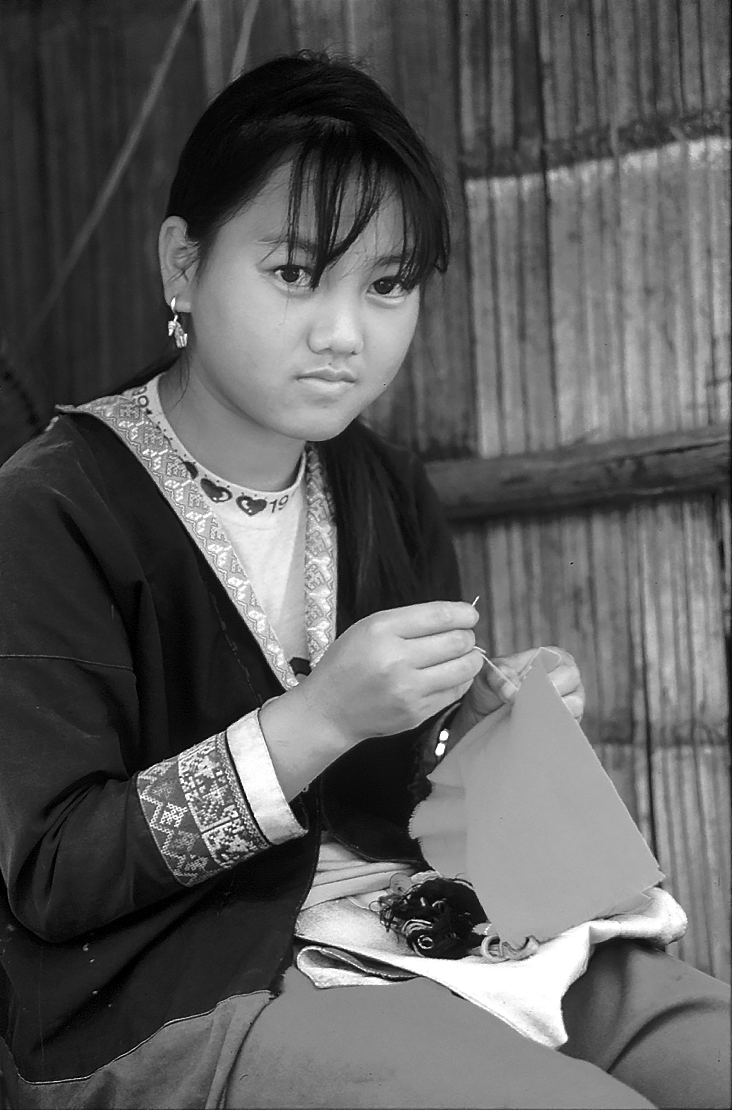 Cone Va Village, Thailand