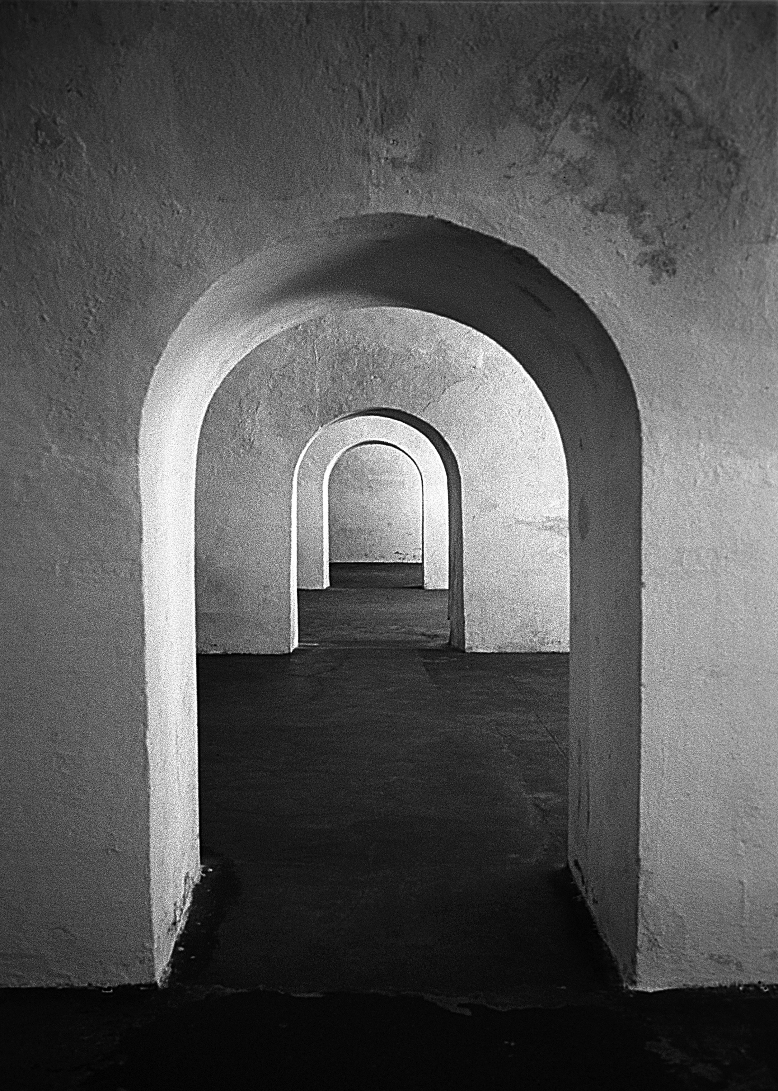 Arches to...
