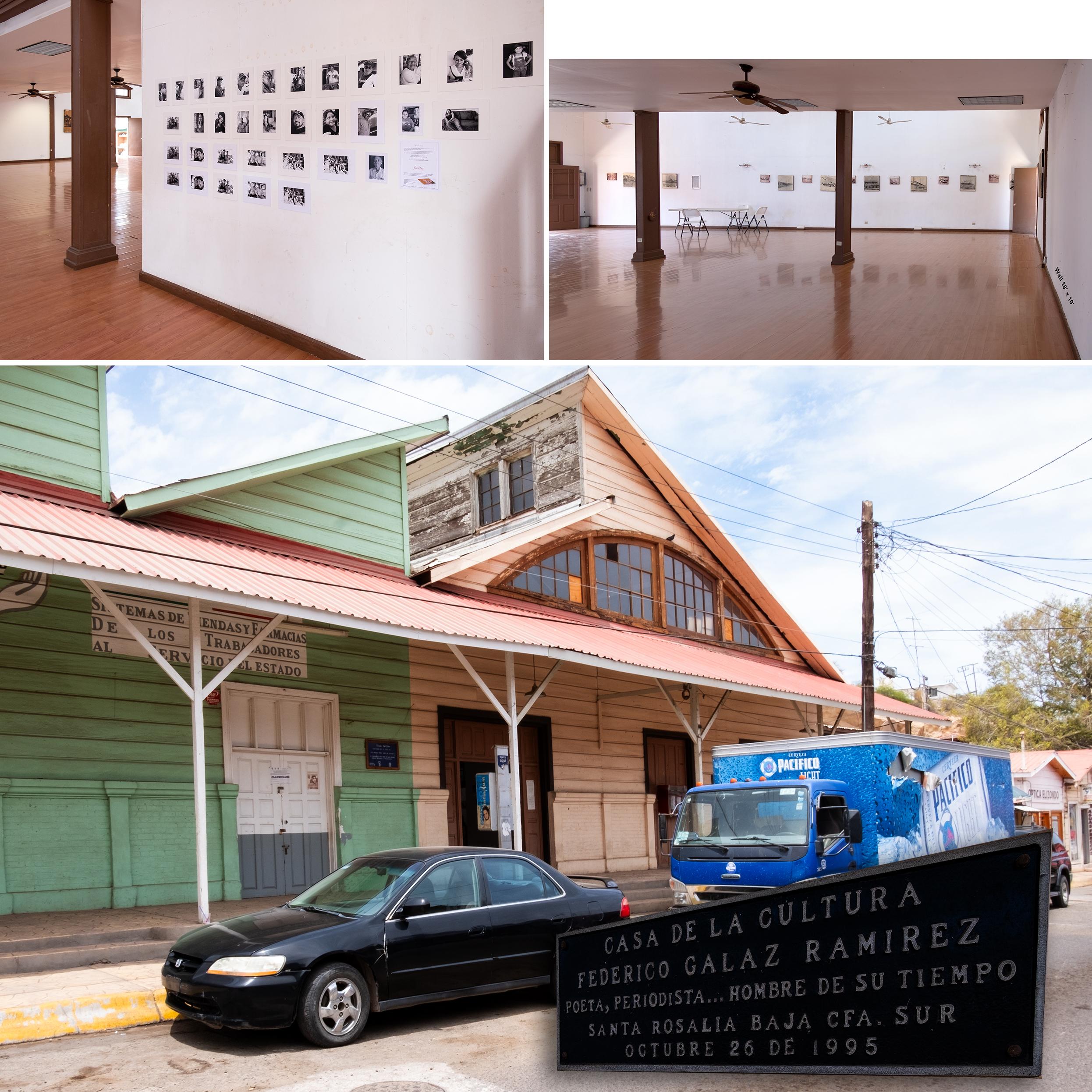 Casa de la Cultura, Santa Rosalia