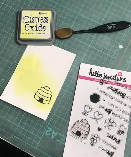 Start of distress inking.jpg