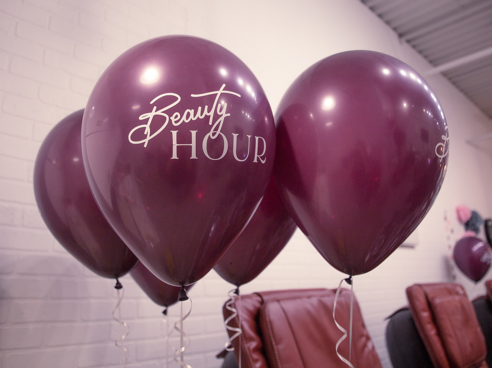 Branded Event Balloons