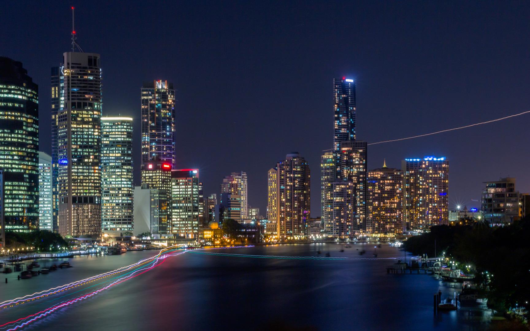 My Brisbane_River CityTravel Lights_JohnKelly_Agr_Honour&BCC1st