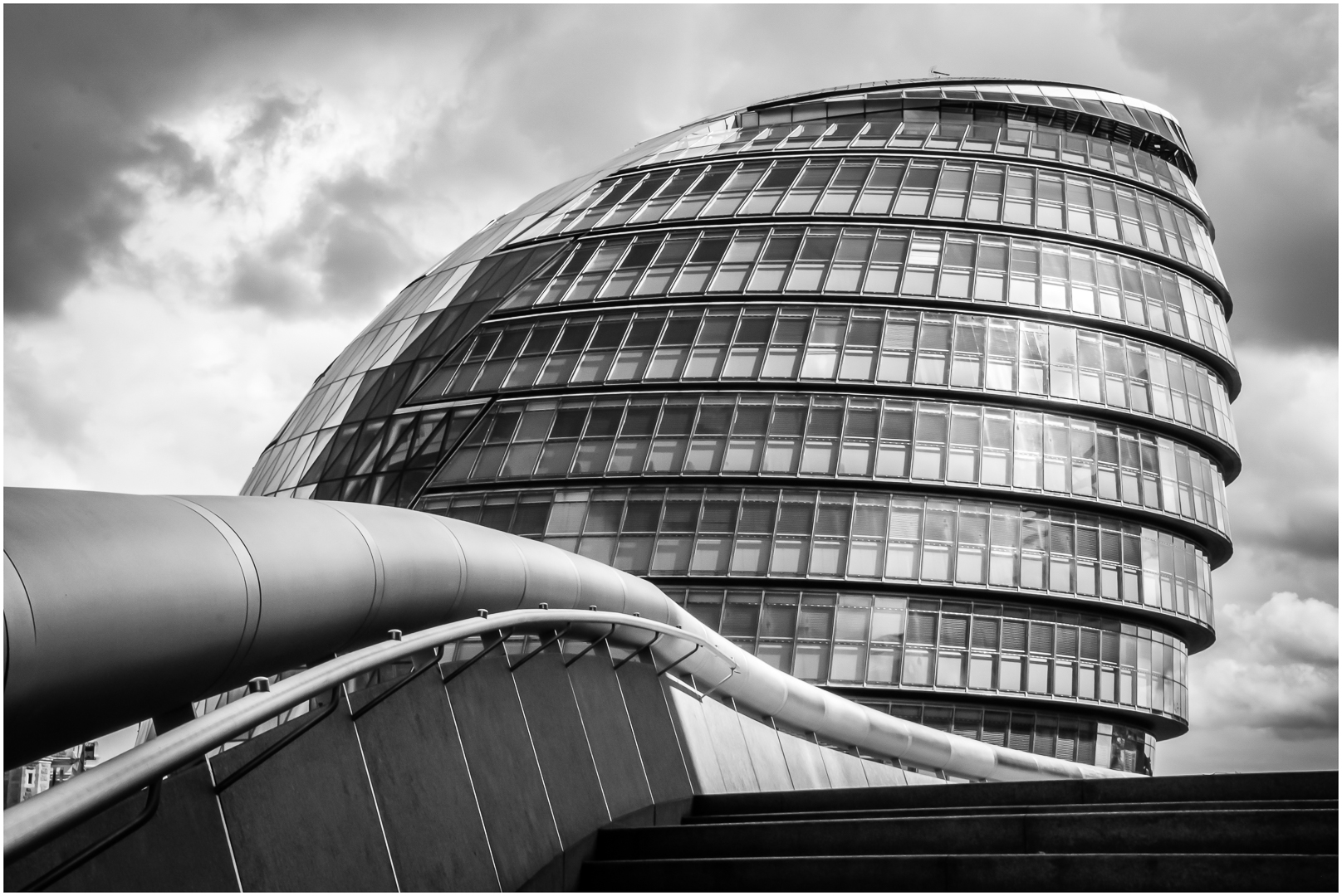 Architecture_London City Hall_Martin Riley_ABGr_Honour