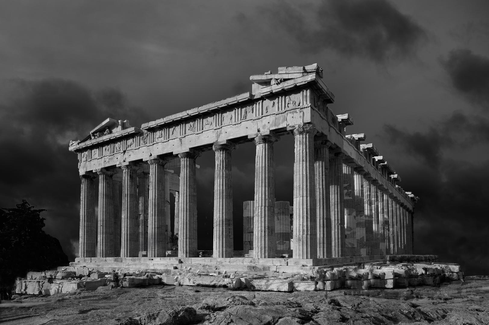 Architecture_The Parthenon_Ray Shorter_Agr_Merit