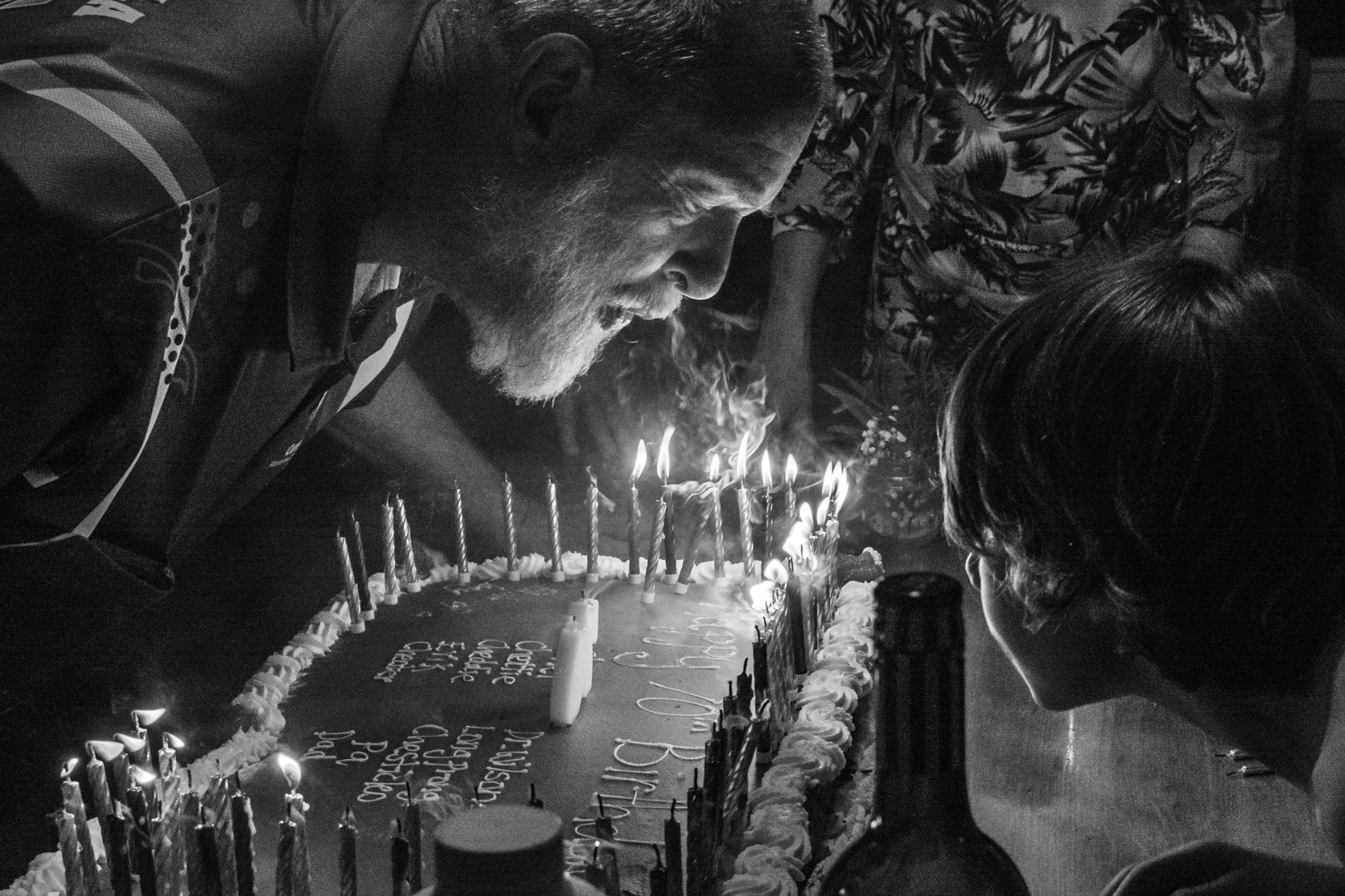 Open_Pa's Blowing Out 70 Candles_Esther Andrews AB Grade_Print Merit
