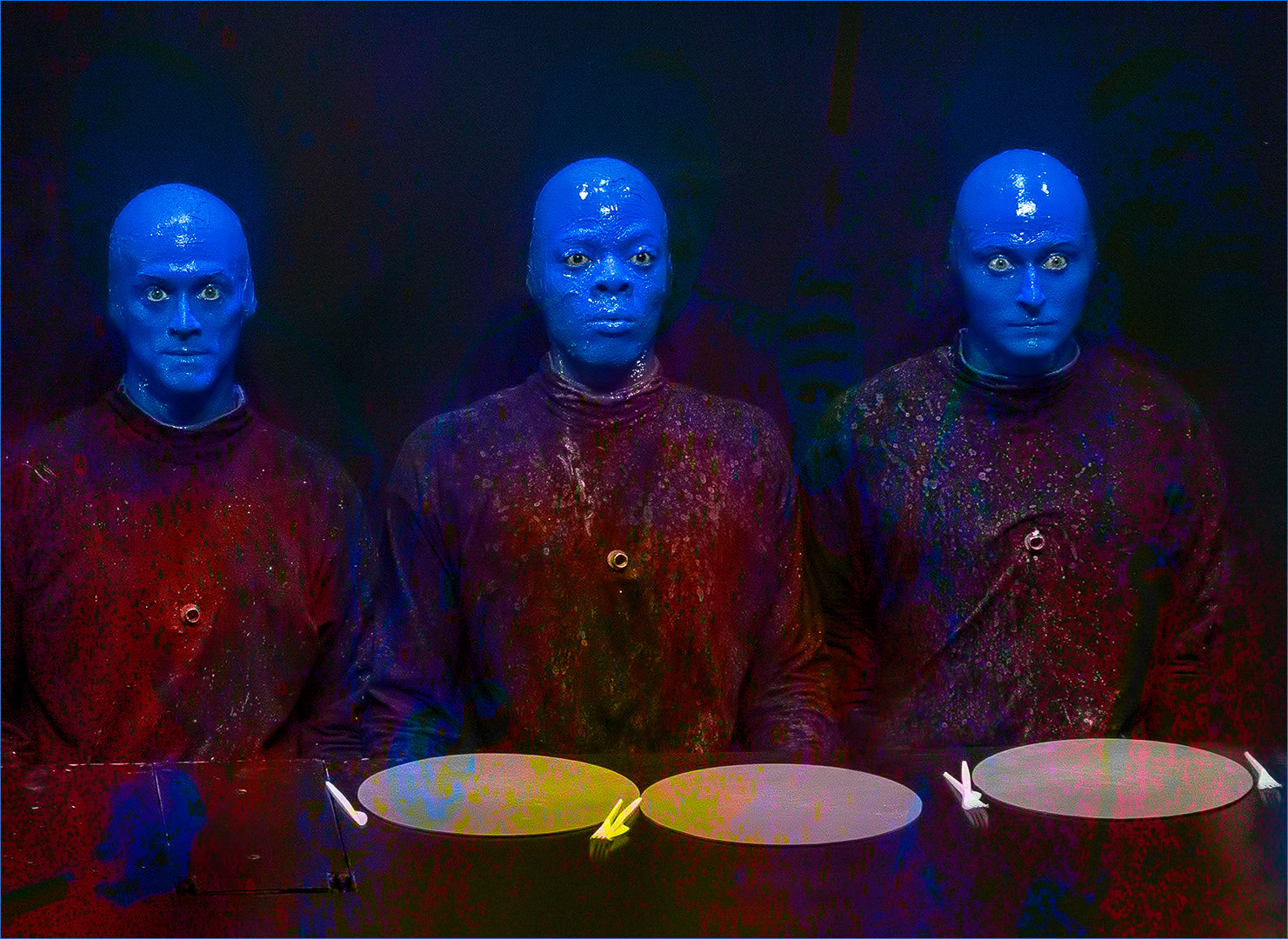 People DPI_The Blue Man Group 3_Phil Lawrence_AGr HONOUR
