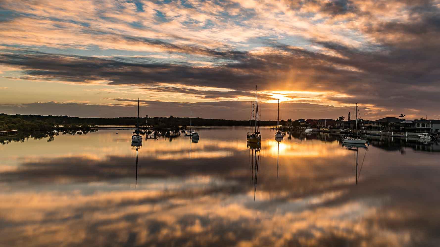 Boats  Martin Riley