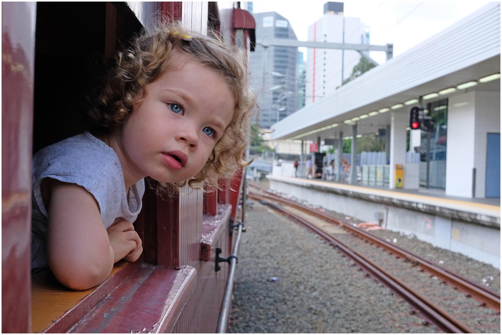 PRINT _ Open _ Off On A Train Ride _ Chris Pigott _ Bgr _ HONOUR