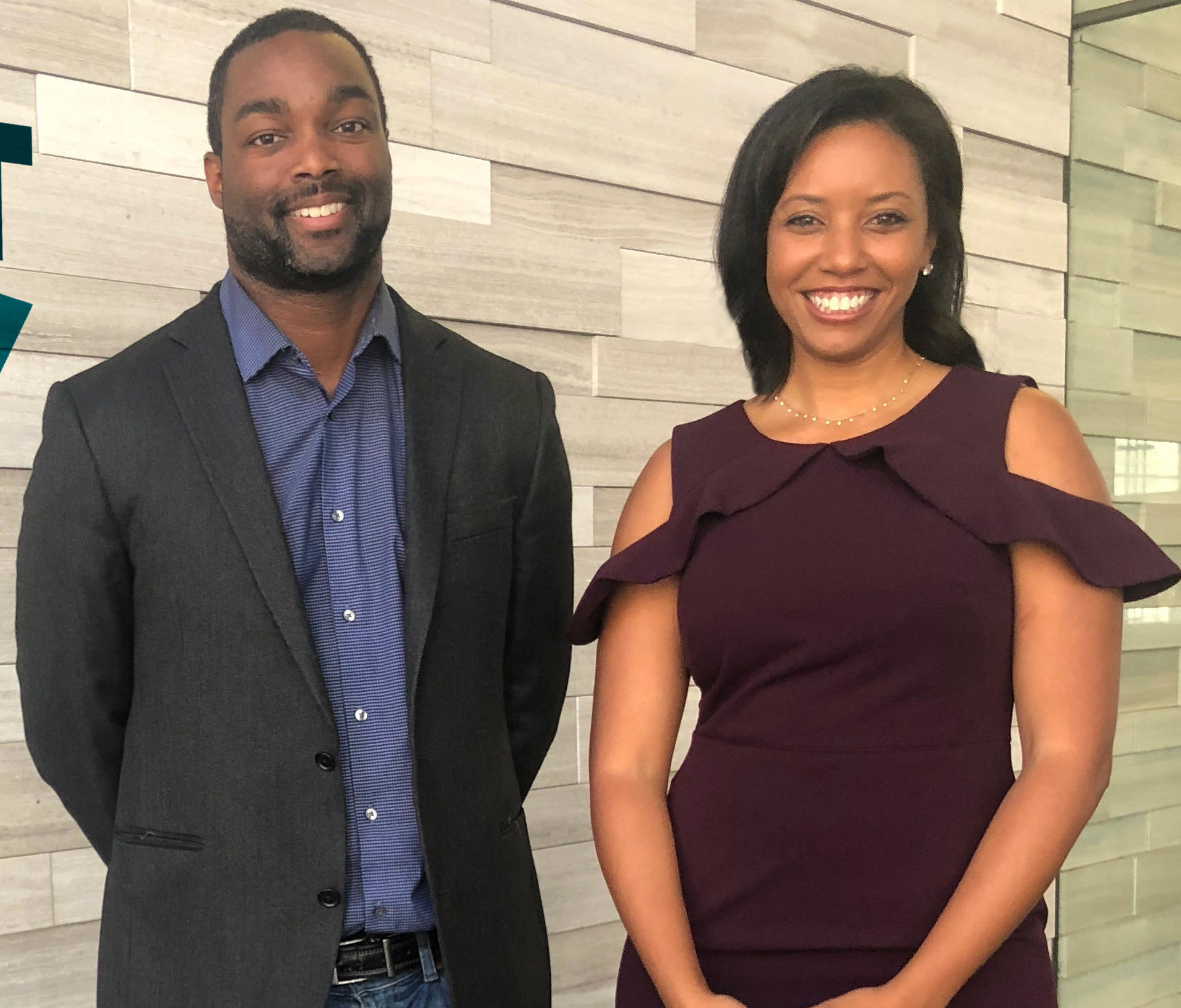 Court Buddy Founders, James and Kristina Jones