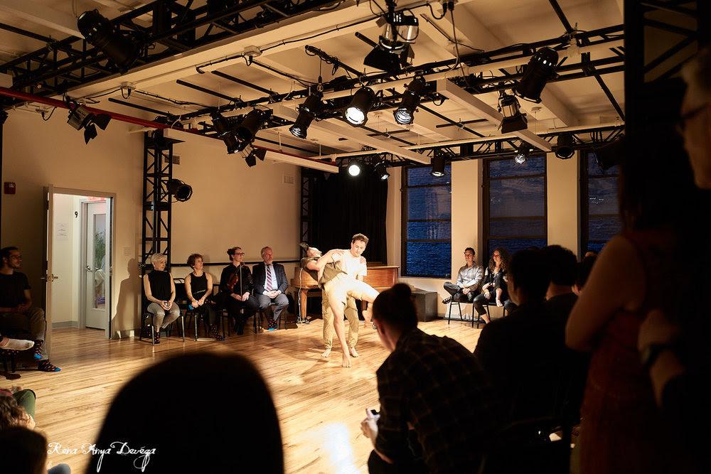 Dancers photo by Rena Anya Deveza