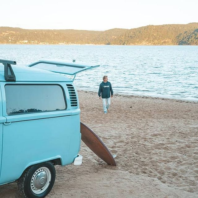 Dreaming of a coastal road trip....where to next?! . . . @okanuiclassics #roadtrip #kombi #kombicruising #surfing #surftrips #searchtheperfectwave #surfpoints #logging #longboarding
