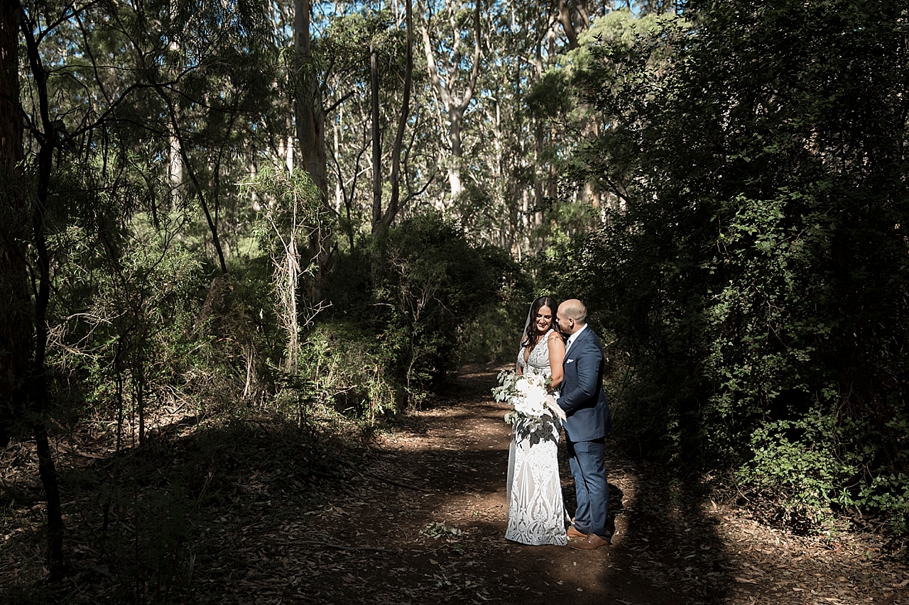 Margaret River region pop up wedding event company