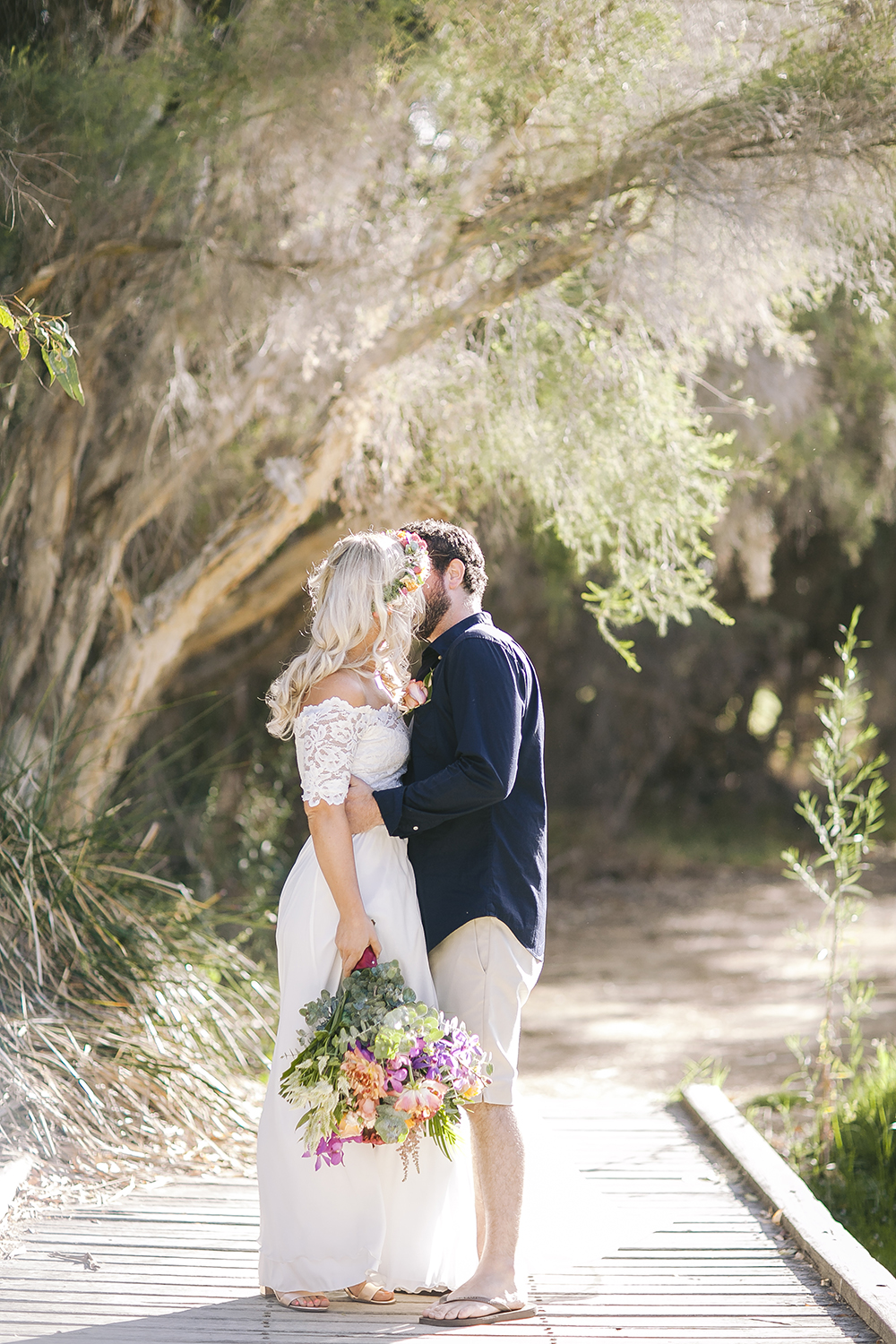 Mounts Bay Sailing Club cocktail wedding package