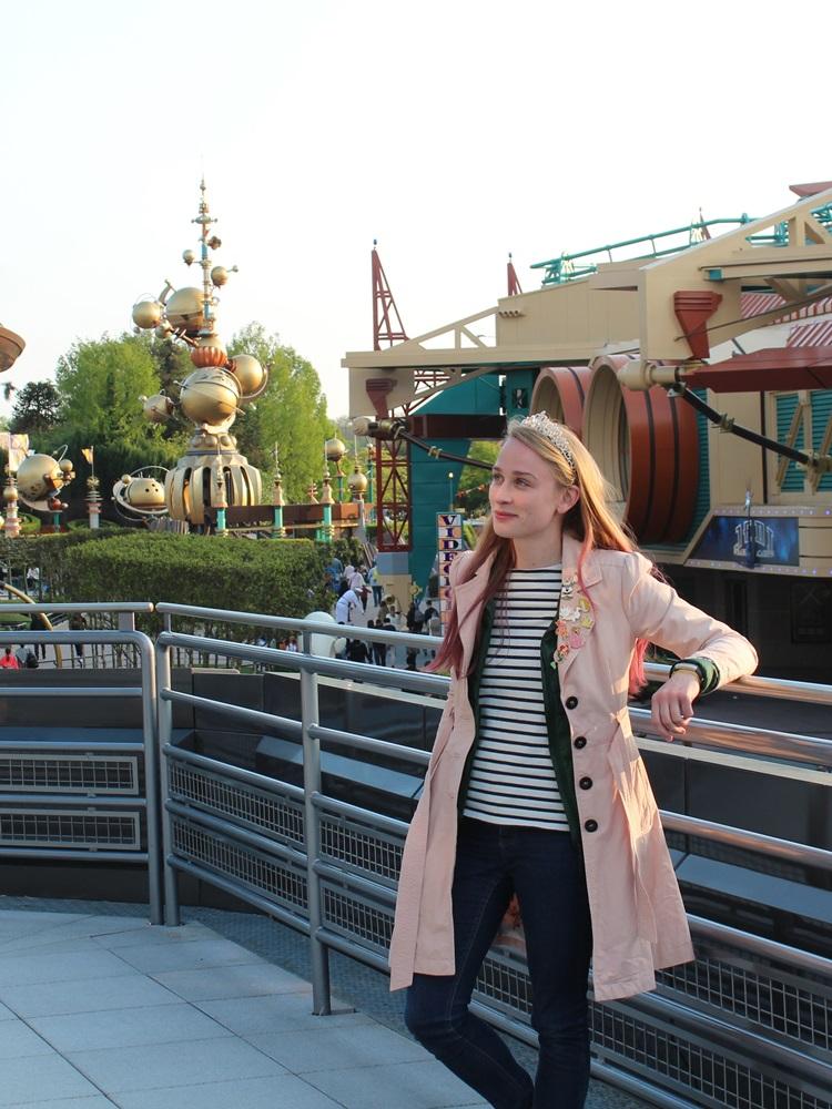 Dernière fois à Disney avec mon pass en Avril 2017