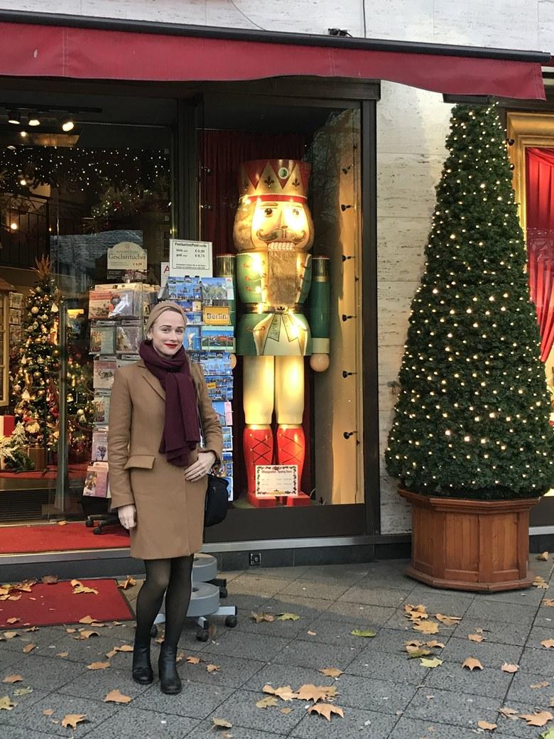 Voyage: Marchés de Noël à Berlin