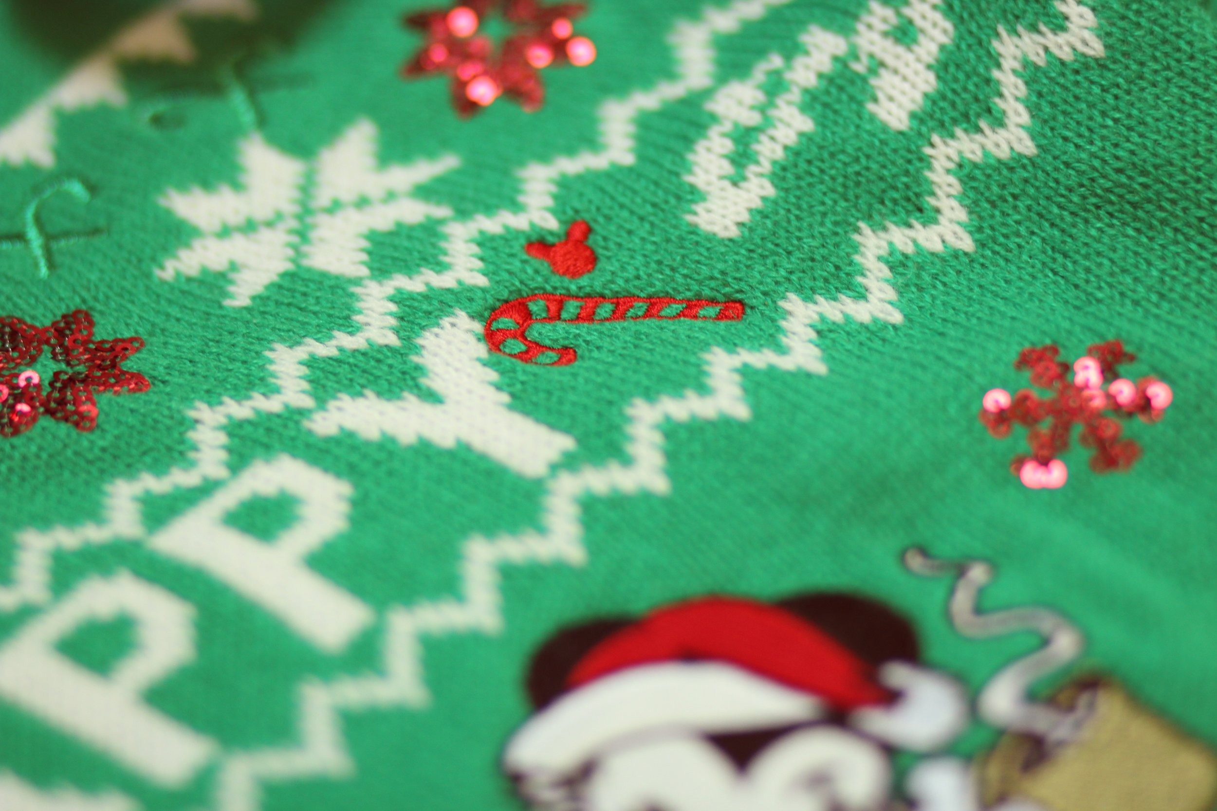 Blog mode: Pull de Noel Mickey