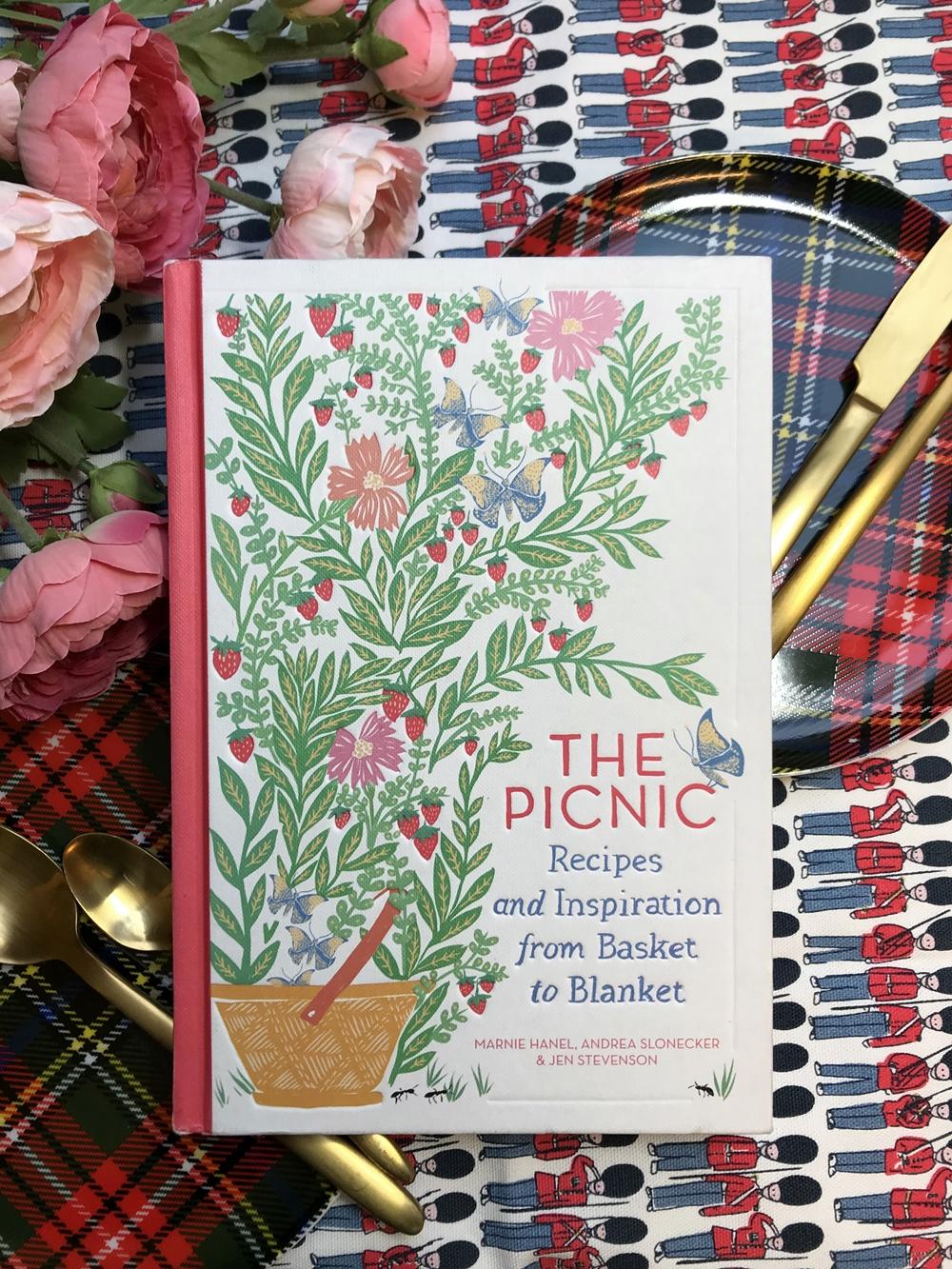 The picnic livre piquenique cuisine illustration