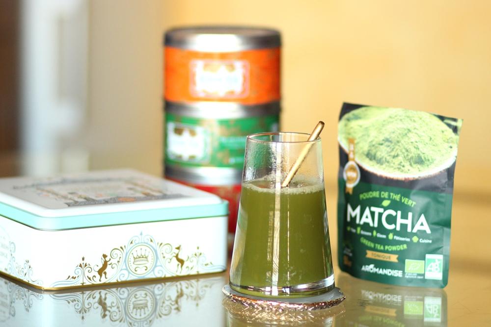 Matcha thé tea