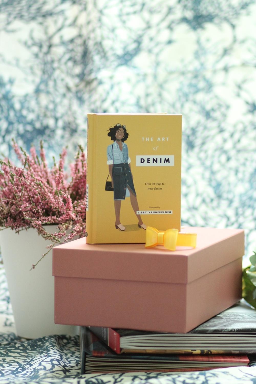 The art of denim fashion book livre mode