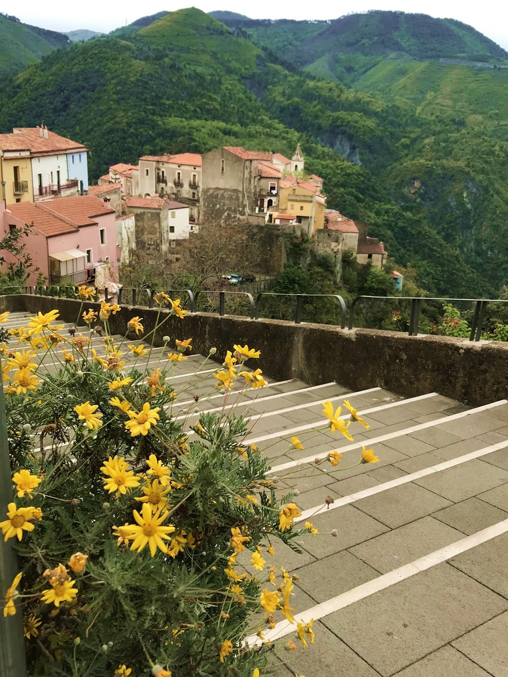 Guide Calabre italie sud Tortora