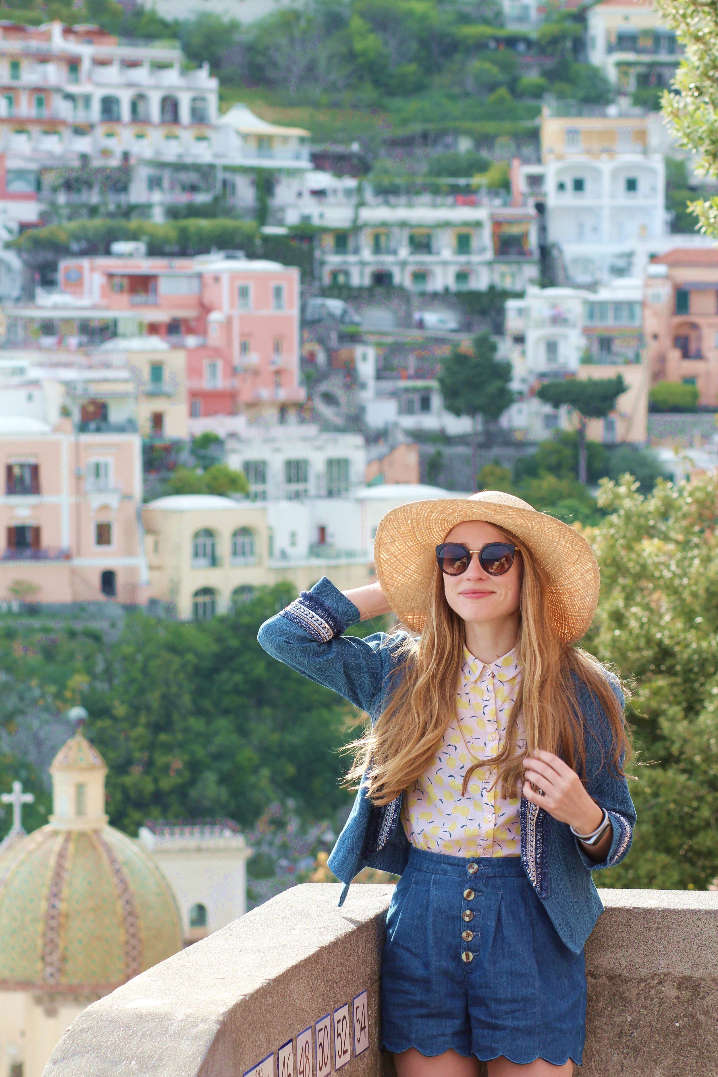 Côte Amalfitaine en un jour Positano