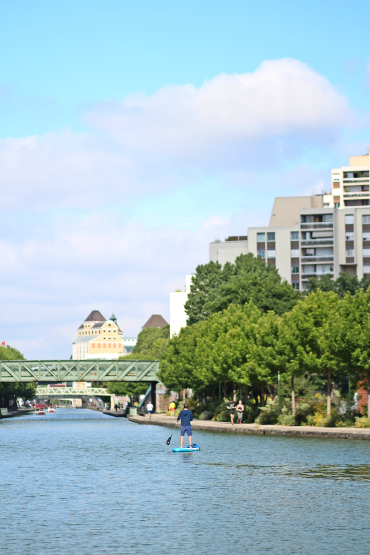 Canal Pantin Ourc