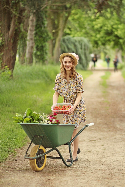 Cueillette Gally: cueillir fruits legumes