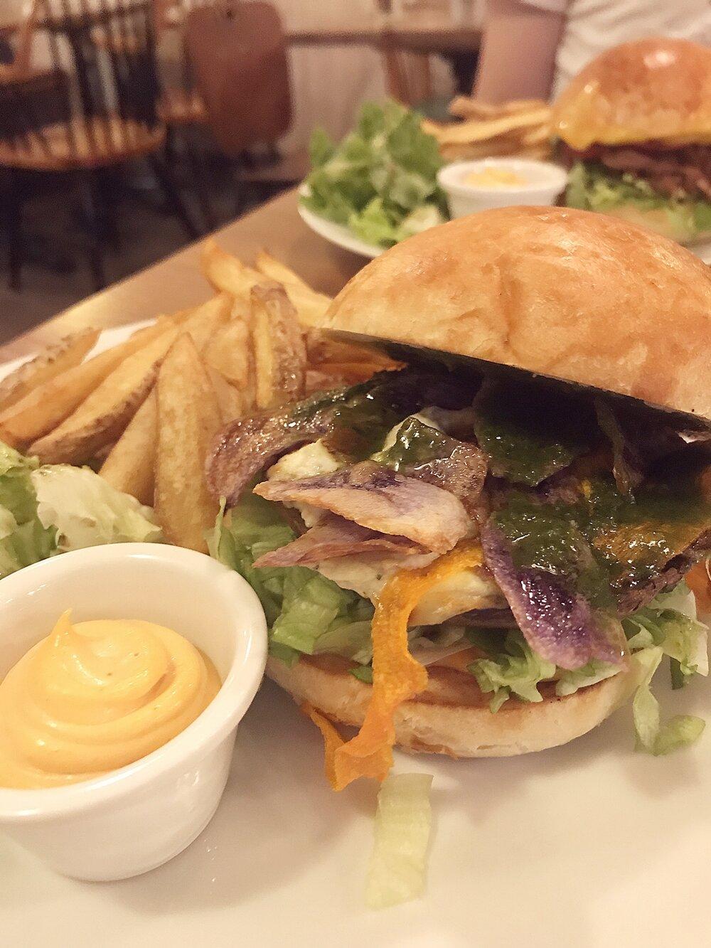 Burger Veggie Mais Oui Madame