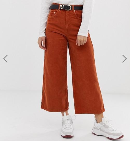 Pantalon velours - ASOS