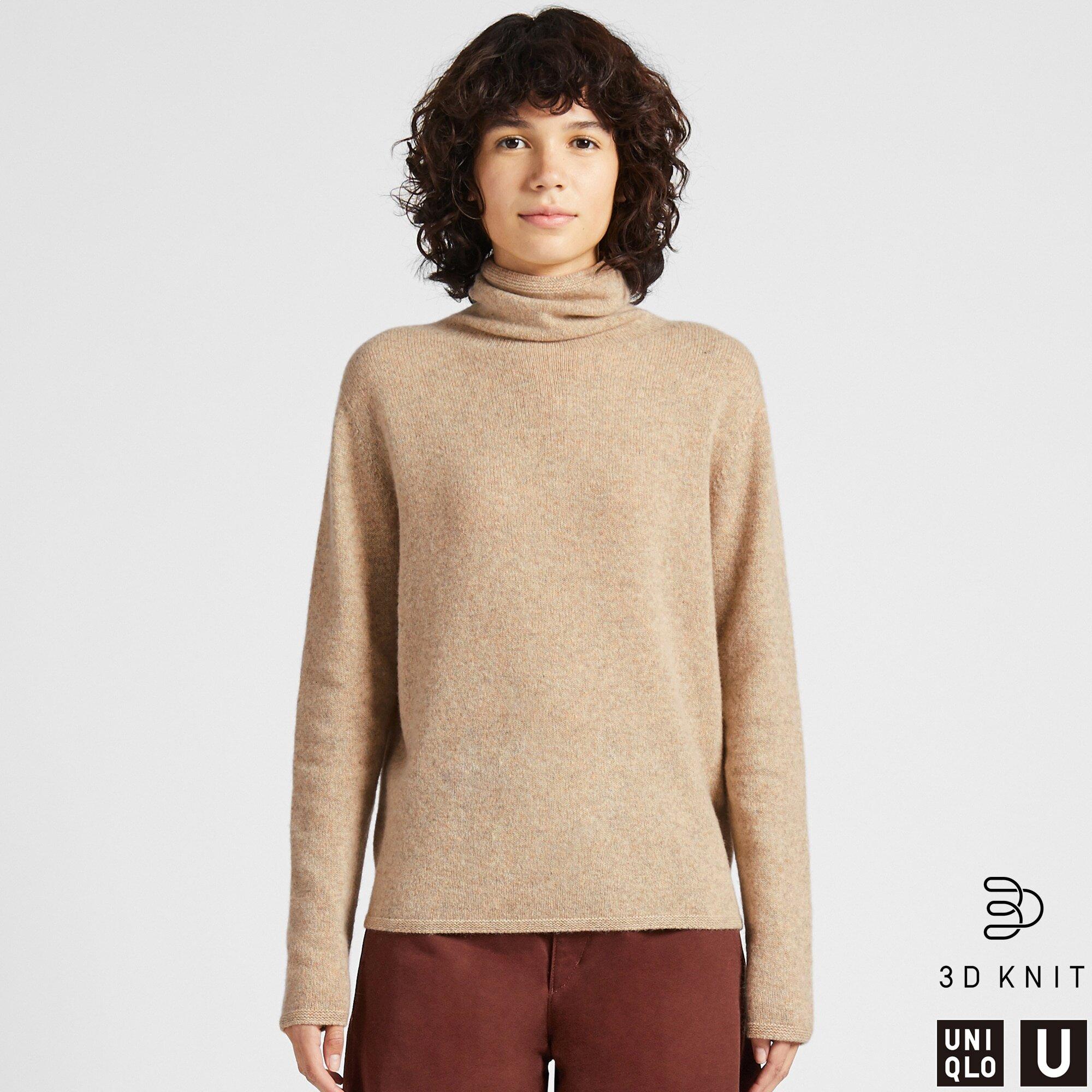 Pull en laine - Uniqlo