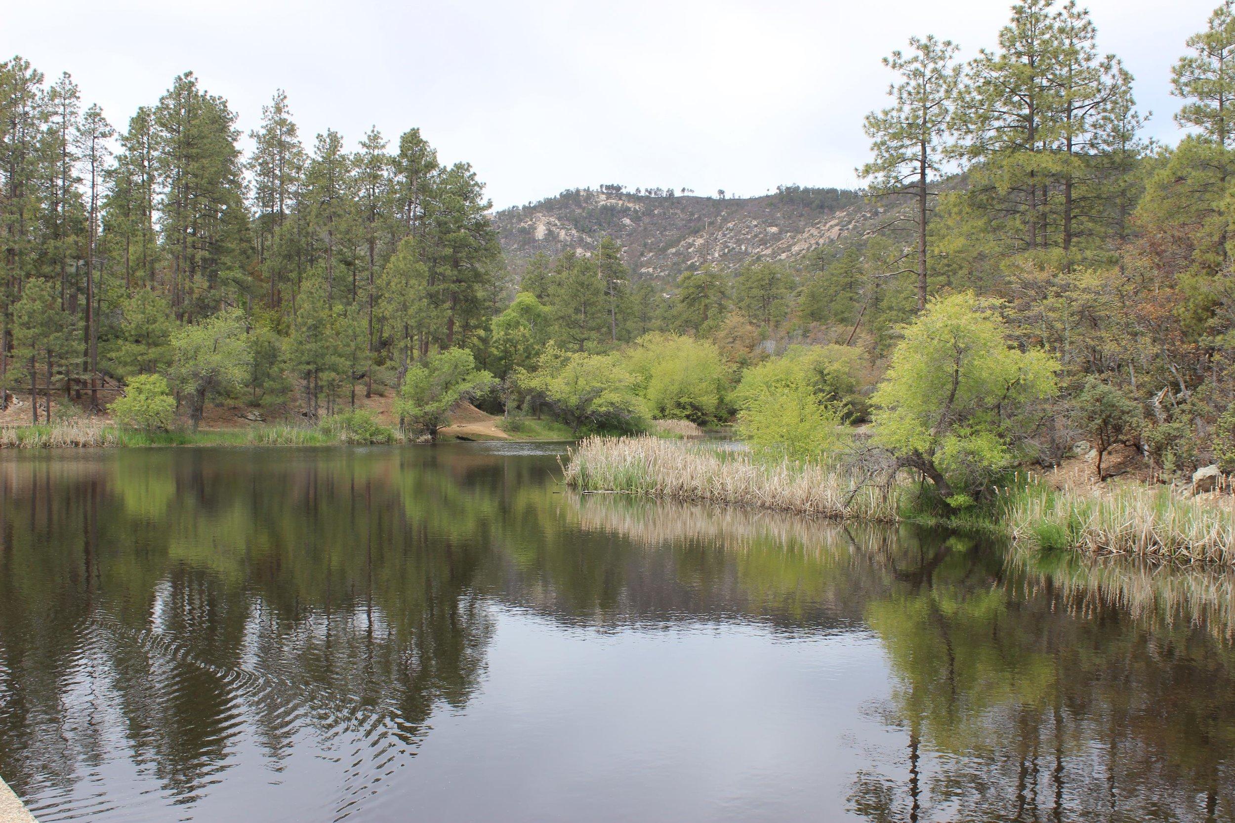 Horsthief Lake