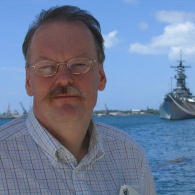 Lars Ericson Wolke i Pearl Harbor