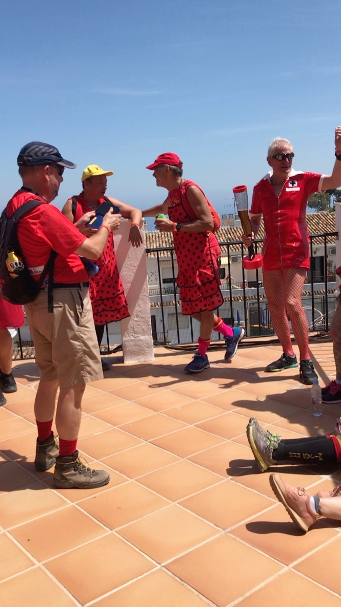 Mijas H3 - Hash Flash Red Hot Chili - 30th Ann. Red Dress Run 1631  - 16 May 2019 - Photo6.jpg