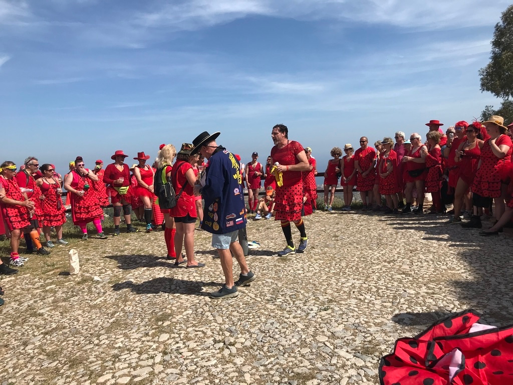 Mijas H3 - Hash Flash Red Hot Chili - 30th Ann. Red Dress Run 1631  - 16 May 2019 - Photo10.jpg