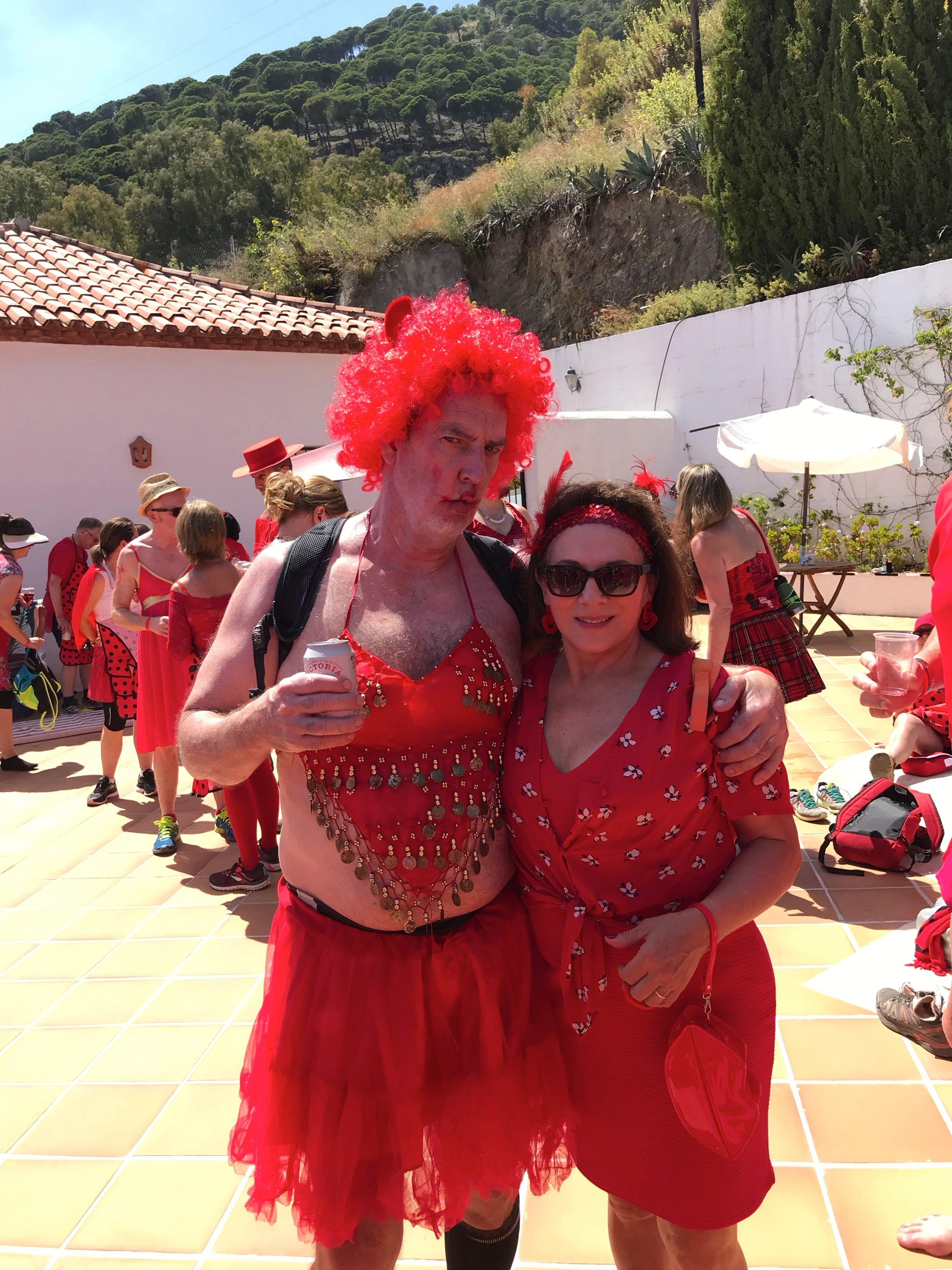 Mijas H3 - Hash Flash Red Hot Chili - 30th Ann. Red Dress Run 1631  - 16 May 2019 - Photo8.jpg