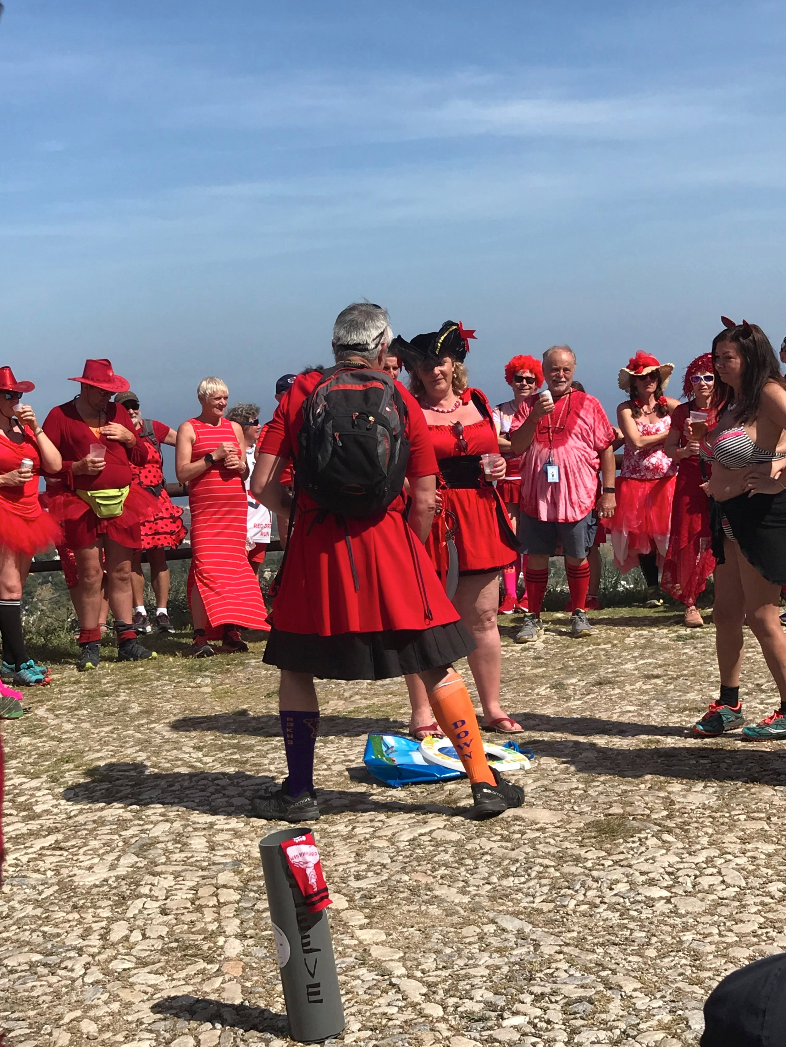 Mijas H3 - Hash Flash Red Hot Chili - 30th Ann. Red Dress Run 1631  - 16 May 2019 - Photo12.jpg