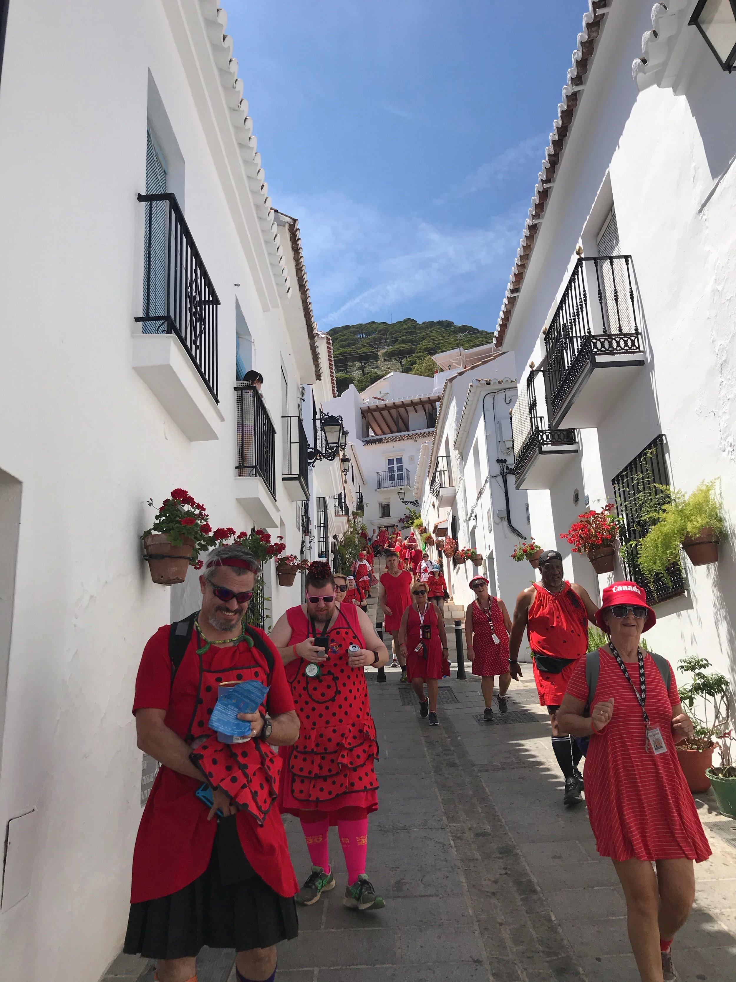 Mijas H3 - Hash Flash Red Hot Chili - 30th Ann. Red Dress Run 1631  - 16 May 2019 - Photo17.jpg