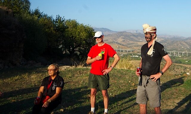 Mijas H3 - Hash Flash Seaman Staines - Run 1661 - 13 Oct 2019 - Photo  79.jpg