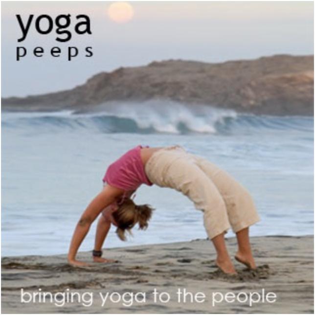 Yoga Peeps Episode 82: Claire Missingham Vinyasa Flow UK
