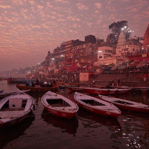 India: A Spiritual Pilgrimage  October 26 - November 4, 2019