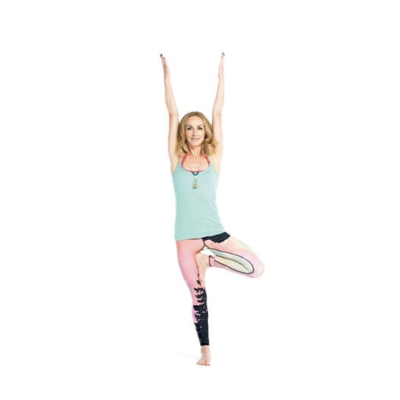 Yoga Journal: 8 Steps to Master and Refine Tree Pose