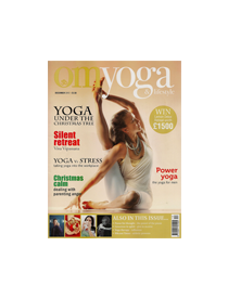 Om Yoga & Lifestyle: Om Meets Claire Missingham