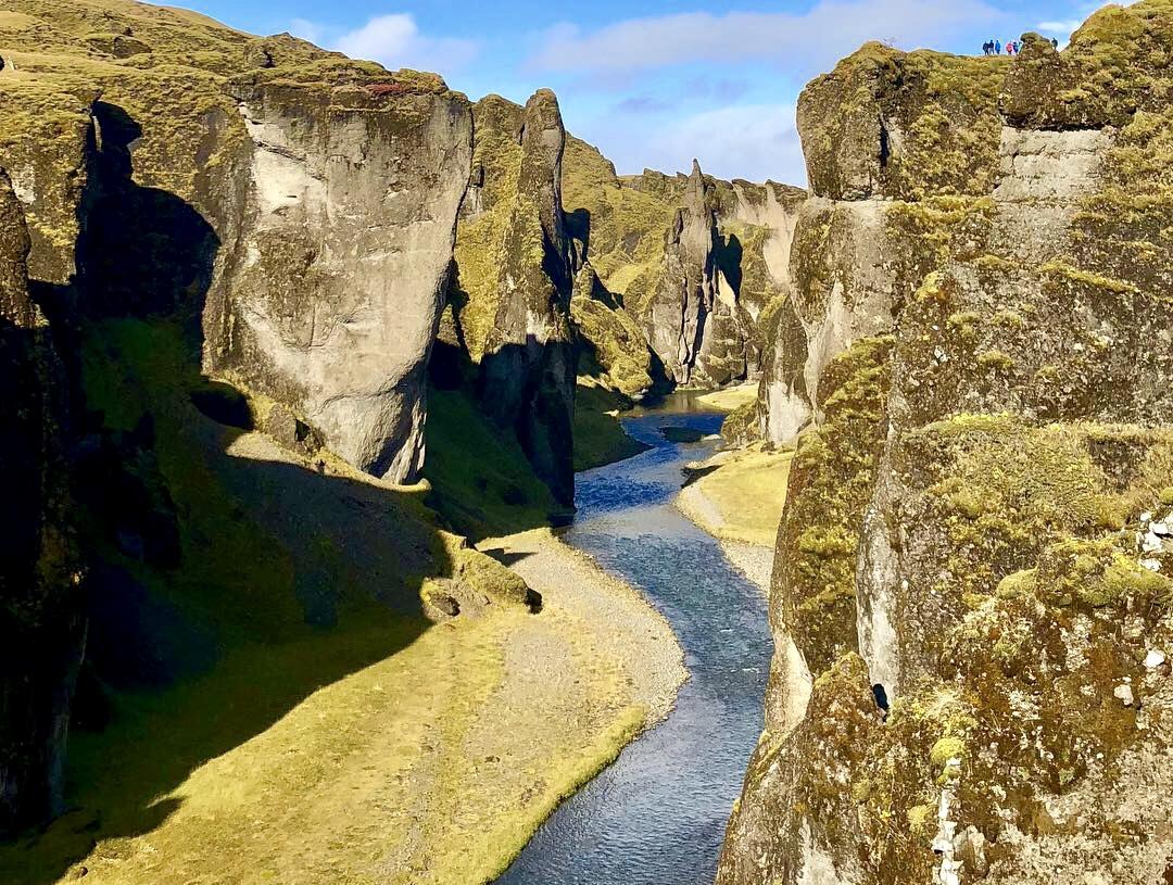 Iceland fjord